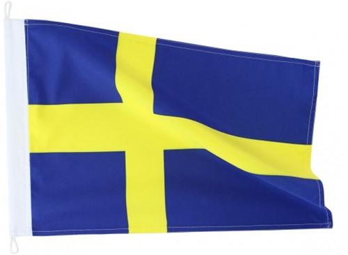 Bandeira de Suécia