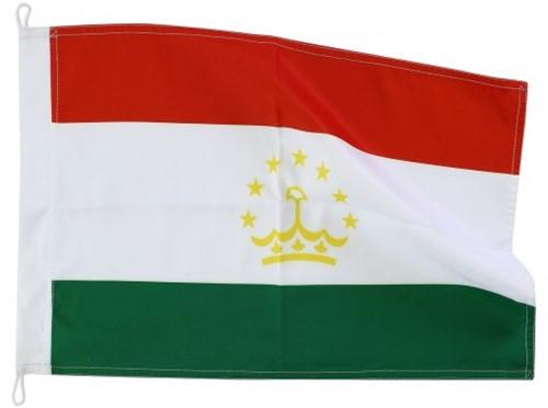 Bandeira de Tadjiquistão