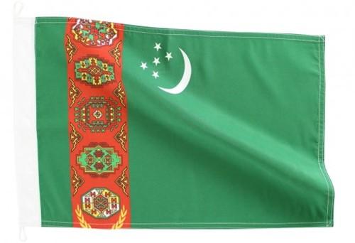 Bandeira de Turcomenistão