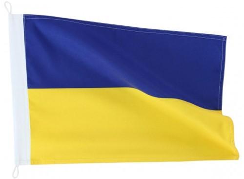 Bandeira de Ucrânia