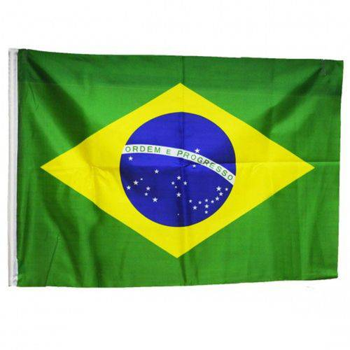 Bandeira do Brasil 120 X 180 Cm