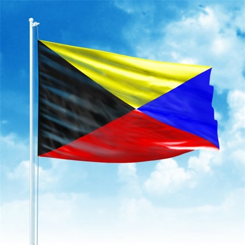 Bandeira Náutica Zulu 6296Z