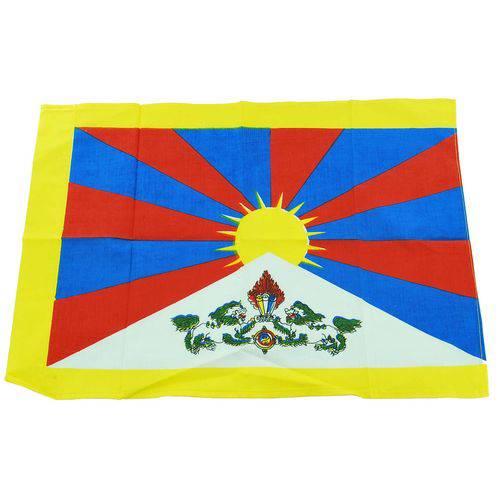 Bandeira Tibete- TB0012