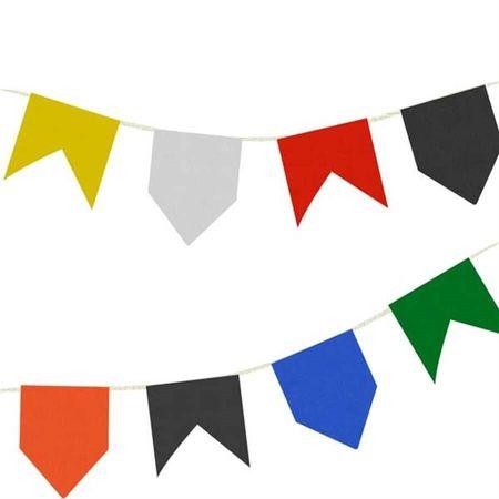 Bandeirinha de Festa Junina de Papel - 10 Metros