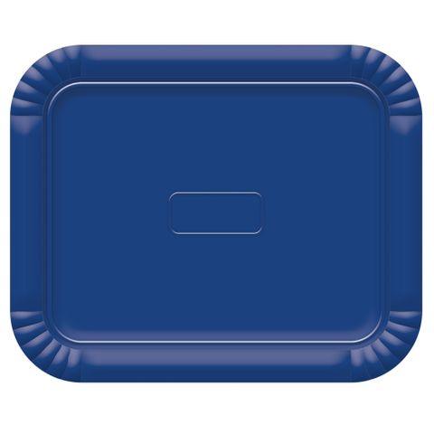 Bandeja Azul Escuro No5 38x31cm - Ultrafest