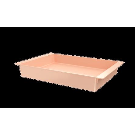 Bandeja Cake 40 X 30 X 6 Cm Rosa Blush Coza