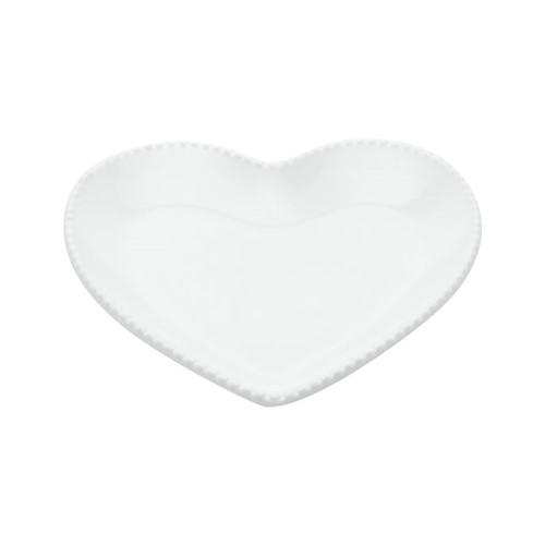 Bandeja Cerâmica Coração - M