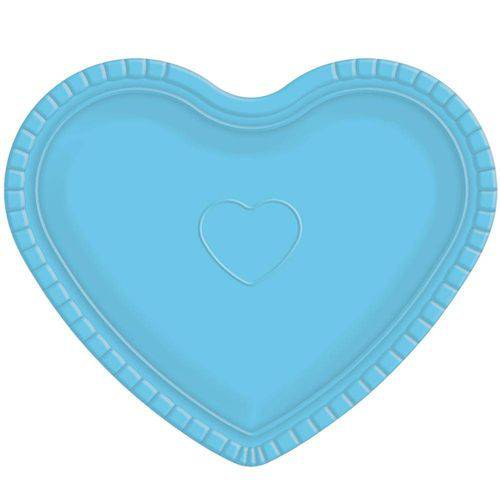 Bandeja Coração Azul - Ultrafest