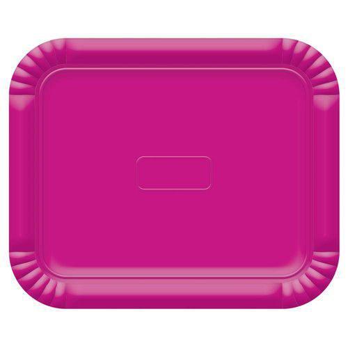 Bandeja No4 Pink 33x27cm - Ultrafest