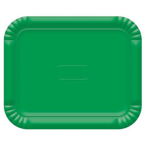 Bandeja No4 Verde 33x27cm - Ultrafest