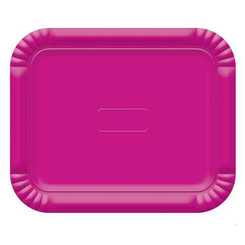 Bandeja No5 Pink 38x31cm - Ultrafest