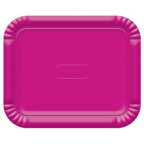 Bandeja No6 Pink 45x36cm - Ultrafest