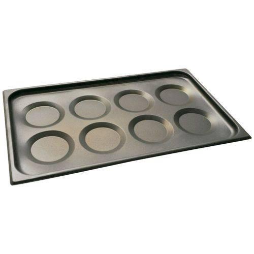 Bandeja para Fazer Ovos Venâncio em Teflon com 8 Cavidades