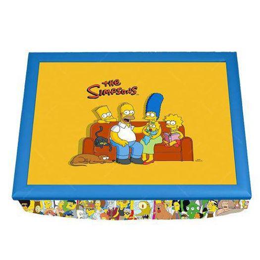 Bandeja para Notebook Simpsons Family 43x33cm 250016 Tvs