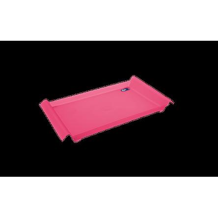 Bandeja Pequena Casual 16 X 16 X 2,5 Cm Rosa Coza