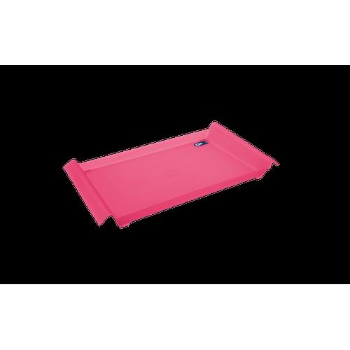 Bandeja Pequena - Mesa PP 34 X 19 X 3,8 Cm Rosa Coza