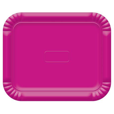 Bandeja Pink No4 33x27cm - Ultrafest