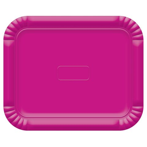 Bandeja Pink No6 45x36cm - Ultrafest