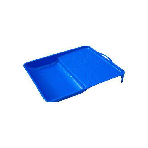 Bandeja Plástica para Pintura 23cm Azul Tigre
