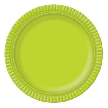 Bandeja Redonda N.4 Verde Claro - 25cm - Unidade