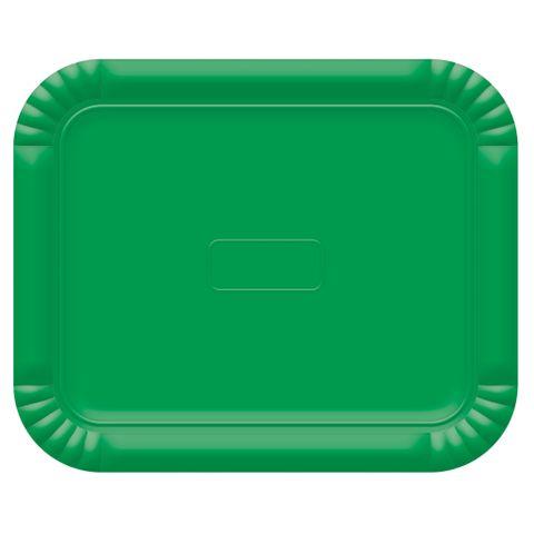 Bandeja Verde No4 33x27cm - Ultrafest