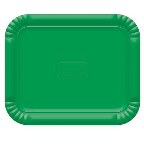Bandeja Verde No6 45x36cm - Ultrafest