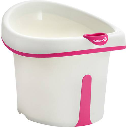 Banheira Bubbles Rosa - Safety 1st