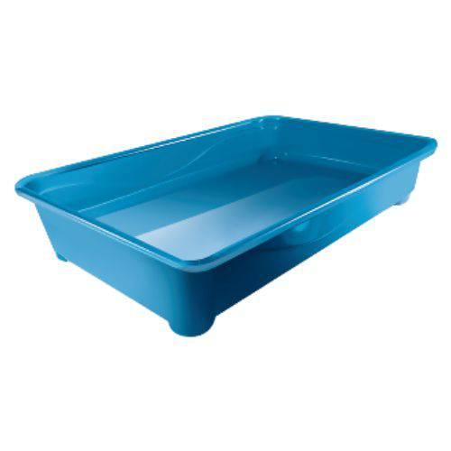 Banheira Gato Pop Furacaopet - Azul