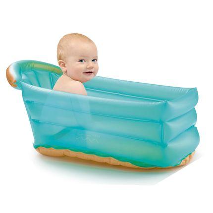 Banheira Inflável Bath Buddy Boy (6m+) - Multikids Baby