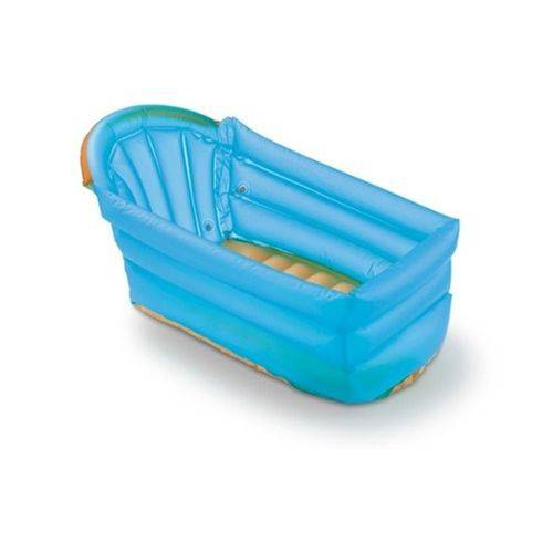 Banheira Inflável Multikids Azul