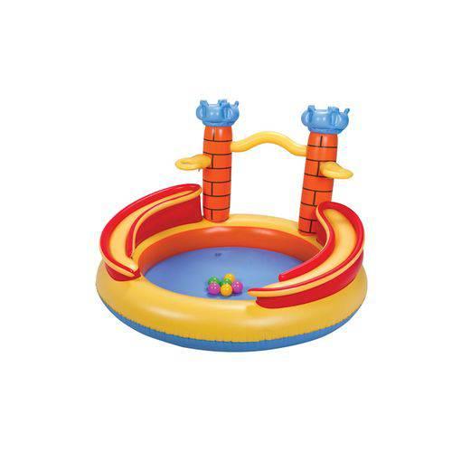 Banheira Inflável Playground Castelo Mor 001920