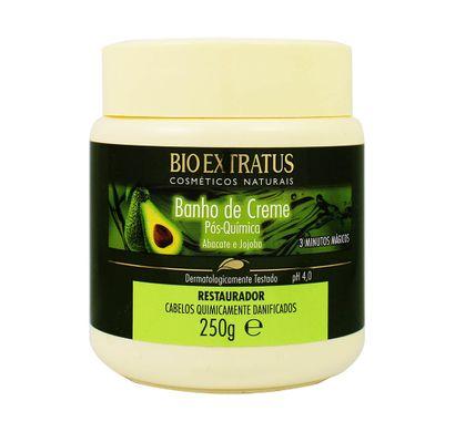 Banho de Creme Pós Química Abacate e Jojoba 250g - Bio Extratus