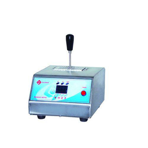 Banho Seco Microprecessado para Tubos (digestor Dry Block para D.q.o.) - Quimis - Cod: Q325s