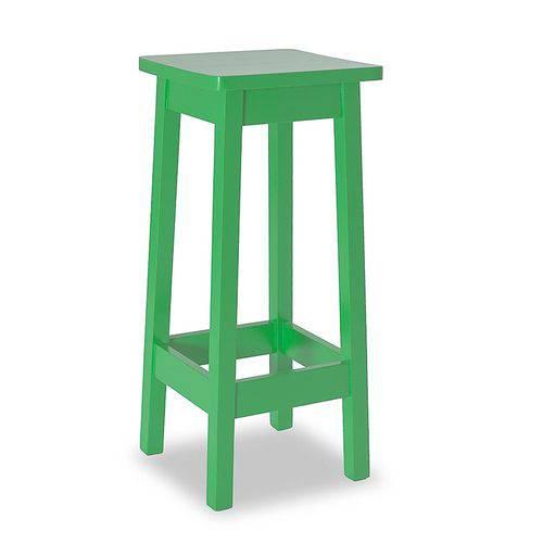 Banqueta de Bar Julis - Verde - Tommy Design