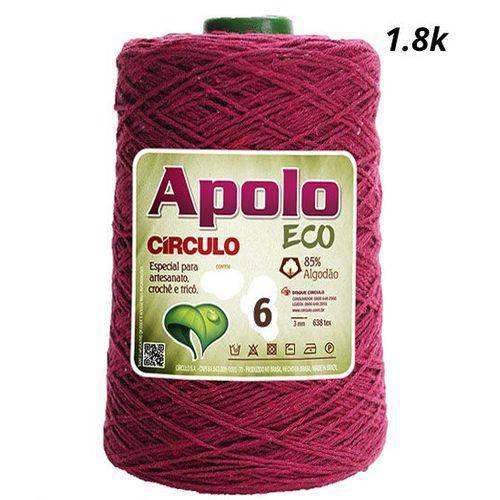 Barbante Apolo Eco Colorido 4/6 1.8kg Círculo S/a