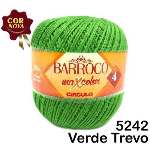 Barbante Barroco Maxcolor Círculo Nº4 200g - Cor: 5242