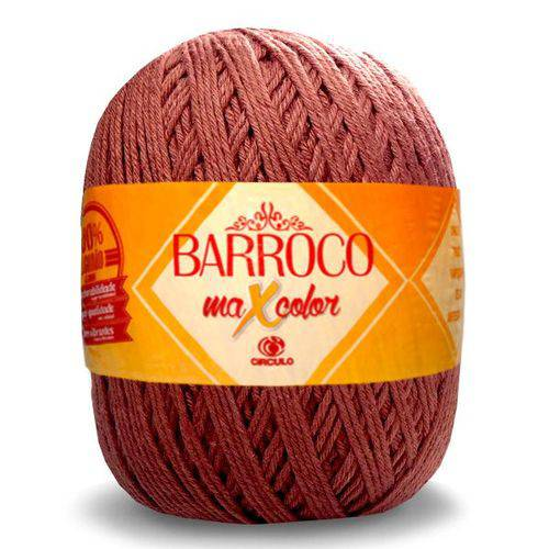 Barbante Barroco Maxcolor Colorido 400g - Círculo
