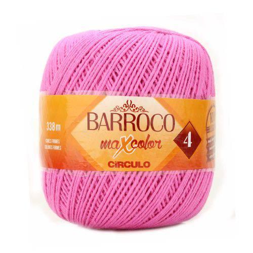 Barbante Barroco Maxcolor N04 200g - Círculo-6085