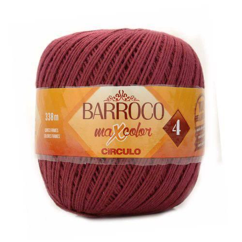 Barbante Barroco Maxcolor N04 200g - Círculo-7136