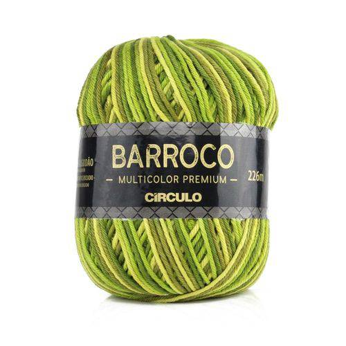 Barbante Barroco Multicolor Premium 200g - Círculo