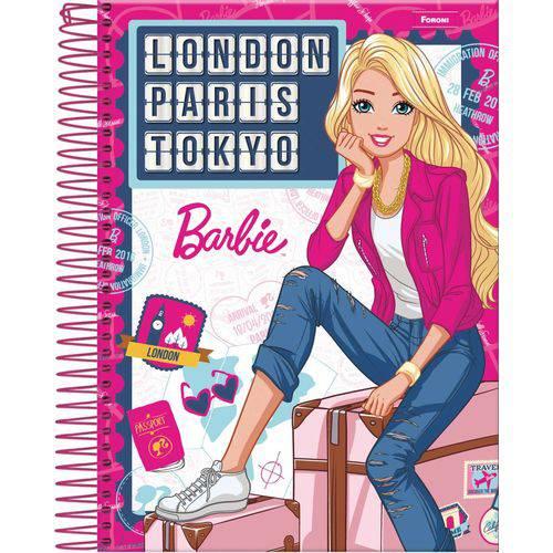 Barbie 200 Folhas