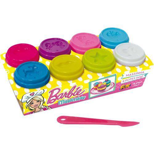 Barbie 8 Potes 50g