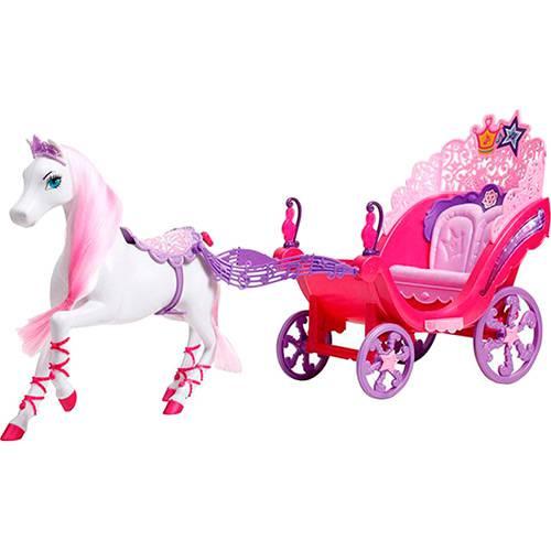 Barbie - a Princesa e a Pop Star - Carruagem - Mattel