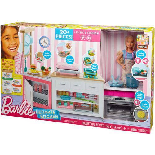 Barbie Barbie Cozinha de Luxo