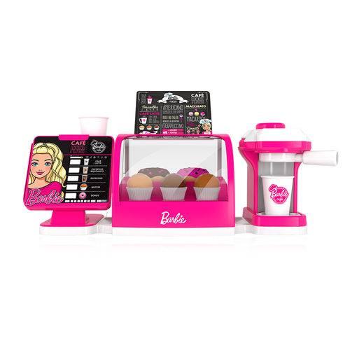 Barbie Cafeteria Fabulosa - Fun Divirta-se