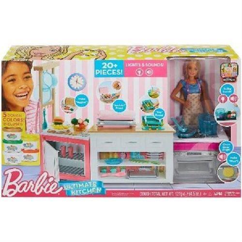 Barbie Cozinha de Luxo