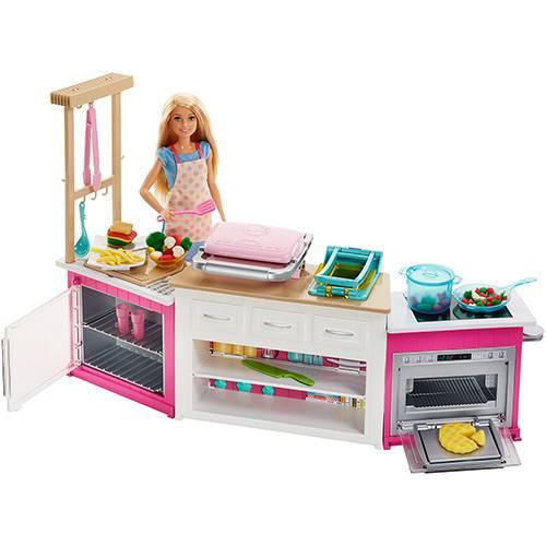 Barbie Cozinha dos Sonhos Frh73 - Mattel