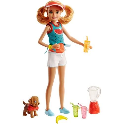 Barbie Cozinhando e Criando - Chef Irmã Ruiva - Stacie Fhp63 - MATTEL