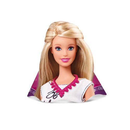 Barbie Diamante Chapéu C/8 - Regina