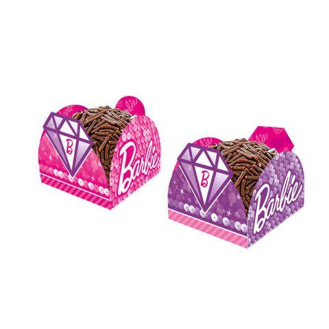 Barbie Diamante Porta Forminha C/50 - Regina